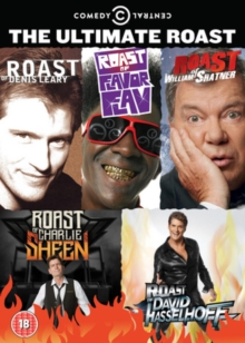 The Ultimate Roast, DVD DVD
