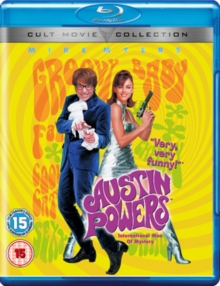 Austin Powers: International Man of Mystery, Blu-ray BluRay