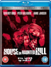House on Haunted Hill, Blu-ray BluRay