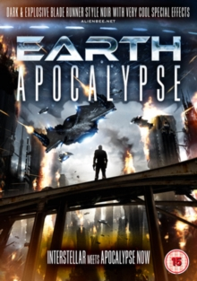 Earth Apocalypse, DVD DVD