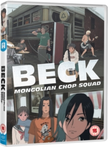 Beck: The Complete Collection, DVD DVD