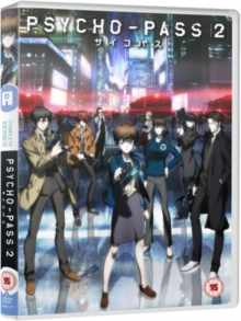 Psycho-pass: Season 2, DVD DVD