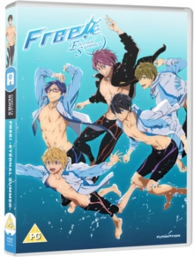 Free!: Eternal Summer, DVD DVD