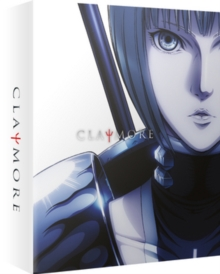 Claymore: The Complete Series, Blu-ray BluRay