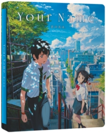Your Name, Blu-ray BluRay