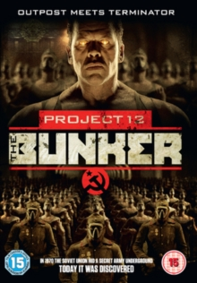 Project 12 - The Bunker, DVD DVD