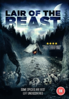Lair of the Beast, DVD DVD