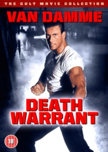 Death Warrant, DVD DVD