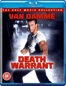 Death Warrant, Blu-ray BluRay