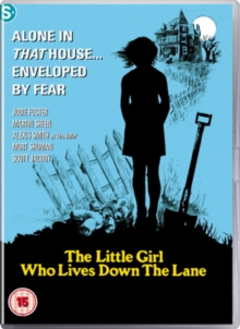 The Little Girl Who Lives Down the Lane, DVD DVD