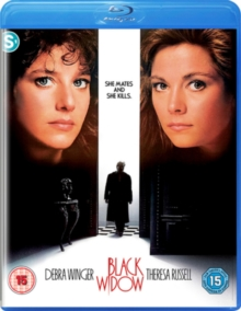 Black Widow, Blu-ray BluRay