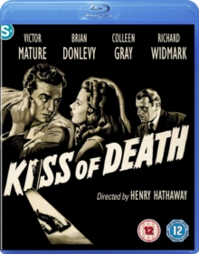 Kiss of Death, Blu-ray BluRay