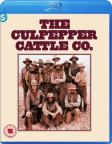 The Culpepper Cattle Co., Blu-ray BluRay