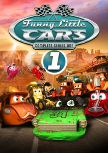 Funny Little Cars: Complete Series 1, DVD DVD