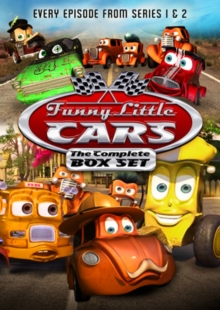 Funny Little Cars: The Complete Collection, DVD DVD