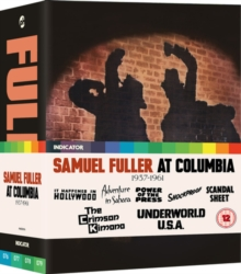 Sam Fuller at Columbia 1937-1961, Blu-ray BluRay