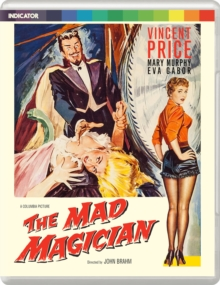 The Mad Magician, Blu-ray BluRay