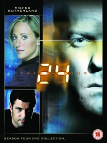 24: Season 4 (Box Set), DVD  DVD