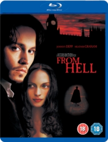 From Hell, Blu-ray  BluRay