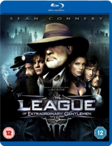 The League of Extraordinary Gentlemen, Blu-ray BluRay