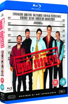 The Usual Suspects, Blu-ray BluRay
