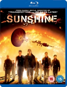 Sunshine, Blu-ray  BluRay