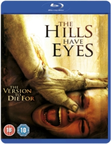 The Hills Have Eyes, Blu-ray BluRay
