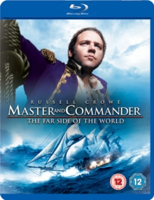 Master and Commander - The Far Side of the World, Blu-ray  BluRay