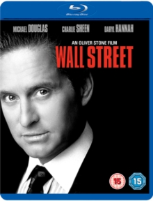 Wall Street, Blu-ray  BluRay