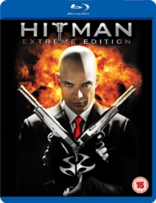 Hitman, Blu-ray  BluRay
