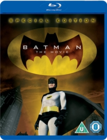 Batman: The Movie, Blu-ray  BluRay