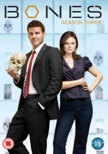 Bones: Season Three, DVD DVD