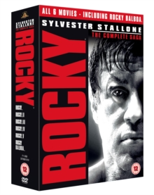 Rocky: The Undisputed Collection, DVD DVD