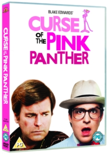 Curse of the Pink Panther, DVD  DVD