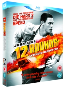 12 Rounds: Extended Harder Cut, Blu-ray  BluRay