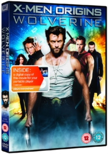 X-Men Origins - Wolverine, DVD  DVD