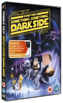 Family Guy: Something, Something, Something, Dark Side, DVD  DVD