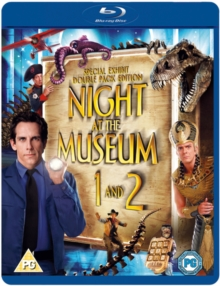 Night at the Museum/Night at the Museum 2, Blu-ray  BluRay