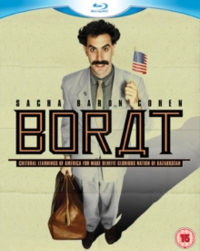 Borat, Blu-ray  BluRay