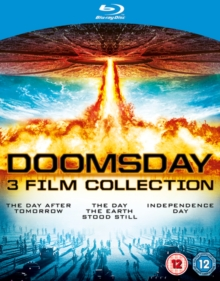 The Day the Earth Stood Still/Day After Tomorrow/Independence Day, Blu-ray BluRay