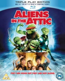Aliens in the Attic, Blu-ray  BluRay