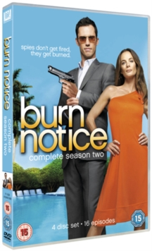 Burn Notice: Season 2, DVD  DVD