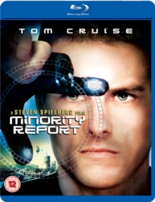 Minority Report, Blu-ray  BluRay
