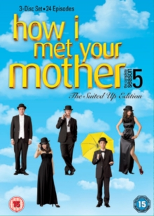 How I Met Your Mother: The Complete Fifth Season, DVD  DVD