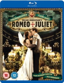 Romeo and Juliet, Blu-ray  BluRay