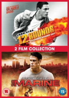 12 Rounds/The Marine, DVD  DVD