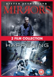 Mirrors/The Happening, DVD  DVD