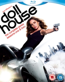 Dollhouse: Complete Seasons 1 and 2, Blu-ray  BluRay