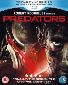 Predators, Blu-ray  BluRay