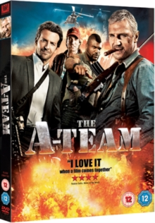 The A-Team, DVD DVD